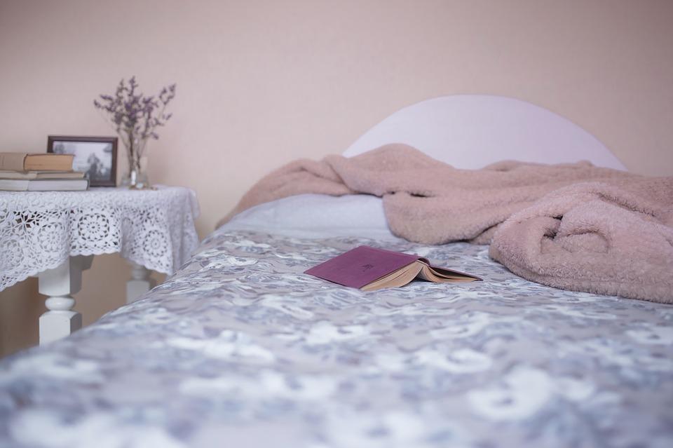 Wohnzimmer & Schlafzimmer im Shabby Chic